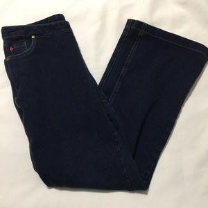 9da18d74dec Pajama Jeans Womens Sz S Original Bootcut Blue